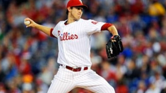 Pettibone Stays Poised in Phillies' Win