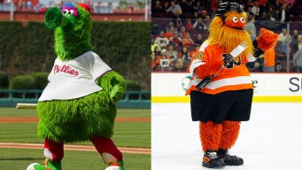 Comparing Philly's Greatest Mascot to Philly's Newest