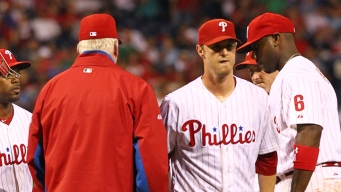 Busy Offseason Awaits Phillies