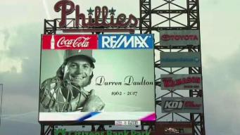 Heavy Hearts for Phillies Alumni Weekend