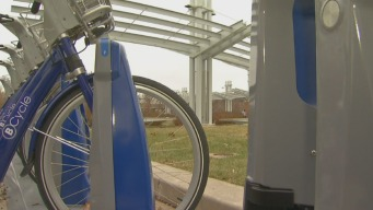 Philly's Bike Share Program Gets Going