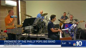 Philly Pops Premiering Big Band Show