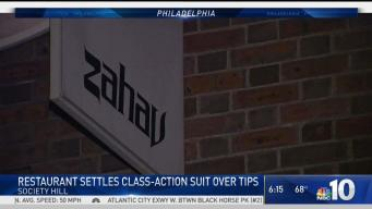 Philly's Zahav Shells Out $230K to Settle Server Suit