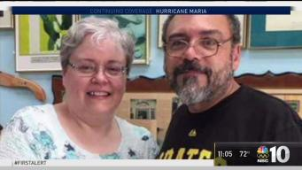 Sisters Connect With Parents in Puerto Rico After Maria