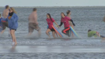 Thousands Take the Plunge in Sea Isle City