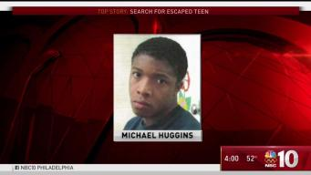 Police Search for Escaped Teen in NJ
