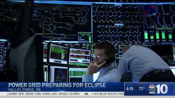 Power Grid Preps for Solar Eclipse