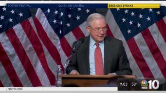 Preview of Attorney General Sessions Speech in Philadelphia