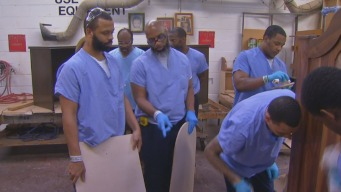Philly Prisoners Work to Create Chair for Pope