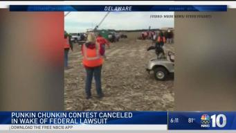Punkin Chunkin Canceled This Year Amid Lawsuit