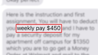 Scammers Target College Student Looking for Paid Internship