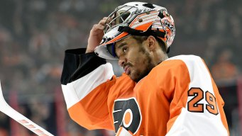 Former Flyers Goalie Ray Emery Dies in Swimming Accident