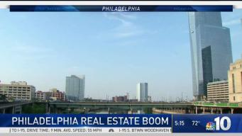 Philly Real Estate Is Booming