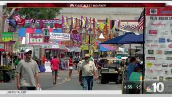 Residents Brave the Heat for Delaware State Fair