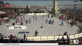 RiverRink Winter Fest Kickoff