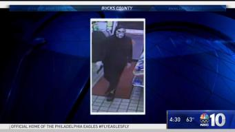 Robber Wearing Skull Mask Targets Several Stores