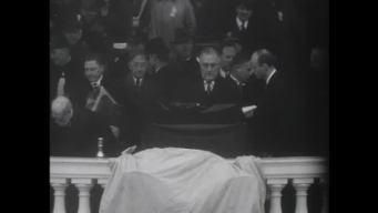 Franklin D. Roosevelt's 1937 Inauguration Speech<br />