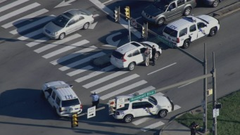 Philly Officer Hurt in Roosevelt Boulevard Crash