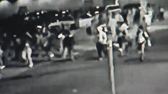 New Surveillance Video of Mob Style Attack at Temple University