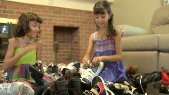 Girl With a Thousand Shoes, 1 Big Heart