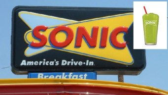 Pickle-Flavored Slush Coming to Sonic