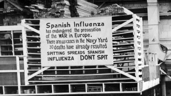 From Parade to Pandemic: Museum Looks at 1918's Deadly Flu