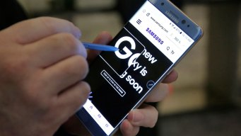 NJ Transit to Riders: Turn Off Your Samsung Before Boarding