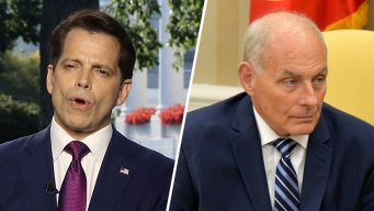 Scaramucci Out of White House Job as John Kelly Takes Charge