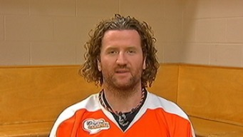 Scott Hartnell Speaks on Flyers