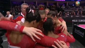 US Women's Gymnastics Team Hopes to Make History