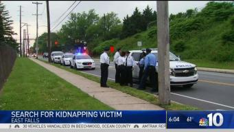 Search for Kidnapping Victim, Attackers