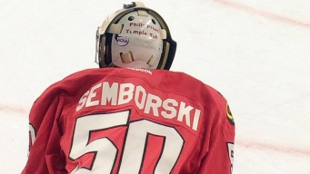 Temple Grad Becomes Emergency Backup for Chicago Blackhawks