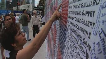 Local Families Honor 9/11 Victims in NY