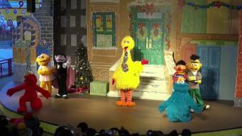 Sesame Place Celebrates 'A Very Furry Christmas'