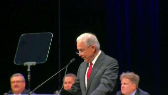 Sessions Speaks Again at IACP Conference in Center City