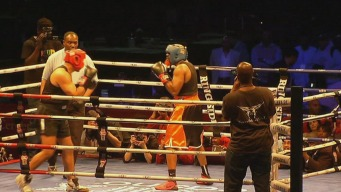 Philly DA Seth Williams Fights in Charity Boxing Match