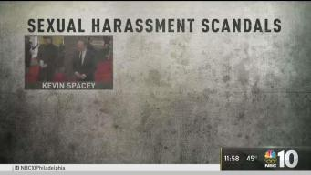 Sexual Harassment Scandals Mount