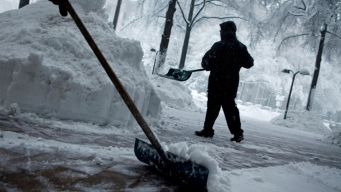 3, Including Elderly Woman, Die While Shoveling Snow