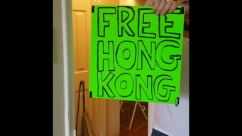 76ers Fan Says He Was Kicked Out After Supporting Hong Kong