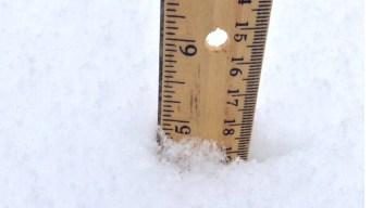 Snow Totals in Your Neighborhood