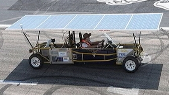 Devon Prep's Solar Car Creation