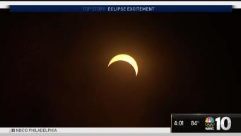 Solar Eclipse 2017: A Birthday Celebration