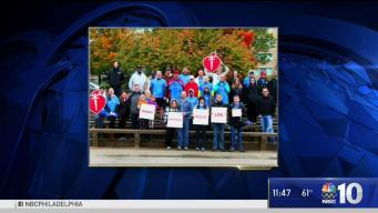 Southern New Jersey Fall Heart Walk This Weekend