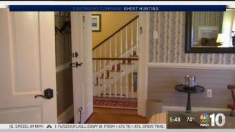 Spooky Bed & Breakfast at the Jersey Shore