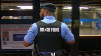 Don't Become a Target While Riding the Subway