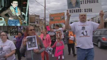 Rally Held for Slain Mother