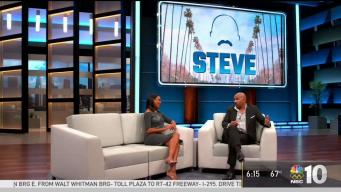 Steve Harvey Is Back With a New Look & Location