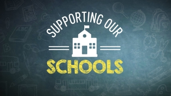 Supporting Our Schools: Donors Choose