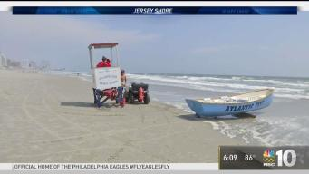 Surf Concerns in Atlantic City Rise