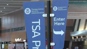 Partial Government Shutdown Hits Air Travel